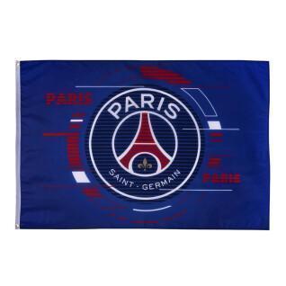 Big logo flag paris saint-germain 2021/22