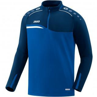 Sweatshirt zip Jako Competition 2.0