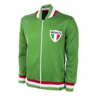 Mexico's sweatshirt zip 1970