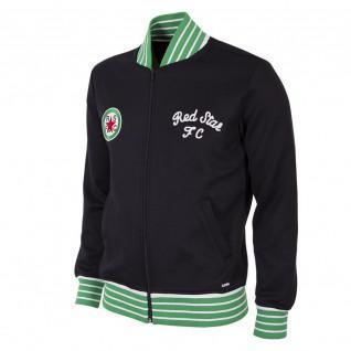 Zipped sweatshirt Red Star FC 1963