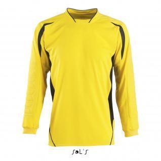keeper's jersey Sol Azteca