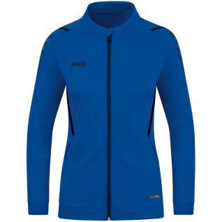 Women's jacket Jako polyester Challenge