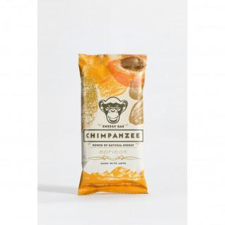 Chimpanzee energy bar vegan (x20): apricot 55g