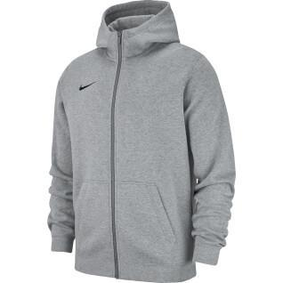 Hooded Jacket Junior Nike Team Club