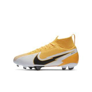 Shoes Nike Mercurial Superfly 7 kid Elite FG