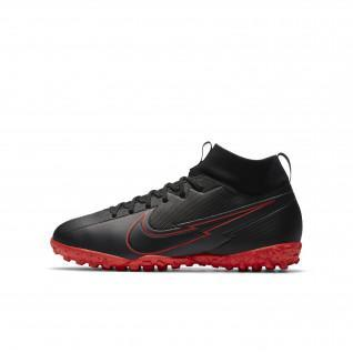 Shoes Nike Mercurial Superfly kid Academy 7 TF