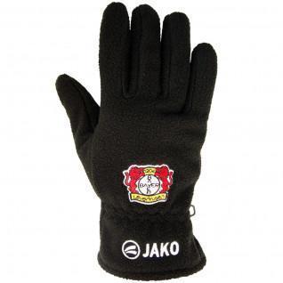 Fleece gloves Bayer Leverkusen 04