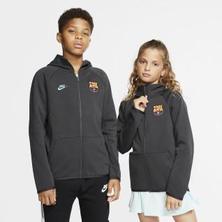 Junior Fleece Sweatshirt FC Barcelona