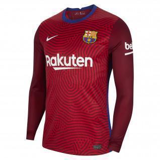 FC Barcelona Stadium goalkeeper shirt 2020/21