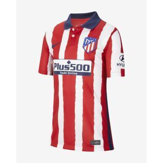 Nike Atlético de Madrid junior home jersey 2020/21