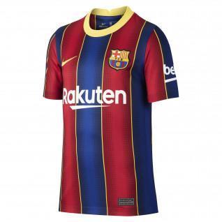 Barcelona 2020/21 home shirt child
