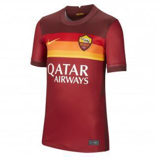 Nike AS Roma 2020/21 junior home jersey