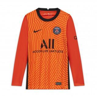 PSG 2020/21 Stadium goalkeeper long sleeve junior jersey