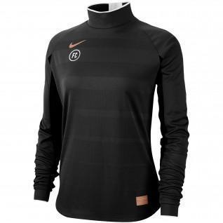 Sweatshirt femme Nike FC Dri-Fit