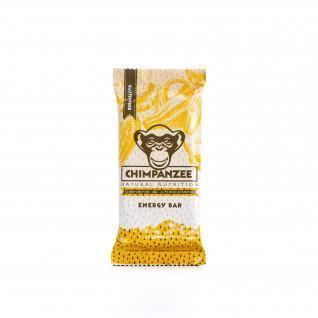 Chimpanzee energy bar vegan (x20): banana / chocolate 55g