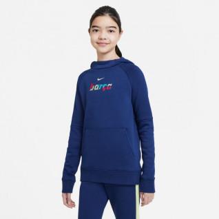 Sweatshirt Child Barcelona Fleece