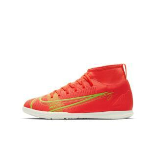 Nike Mercurial Superfly 8 Club IC Kids Shoes