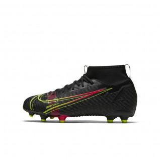 Nike Mercurial Superfly 8 Academy MG Kids Shoes