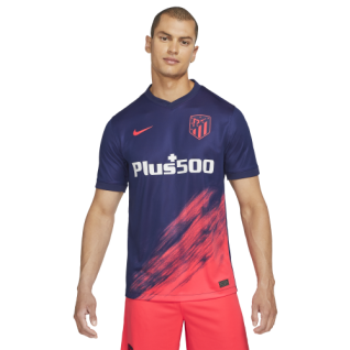 Outdoor jersey Atlético Madrid 2021/22