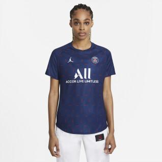 psg 2021/2022 pre-match home jersey for women