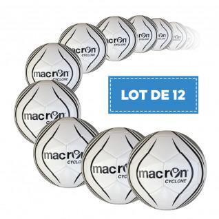 Pack of 12 balloons Macron Cyclone