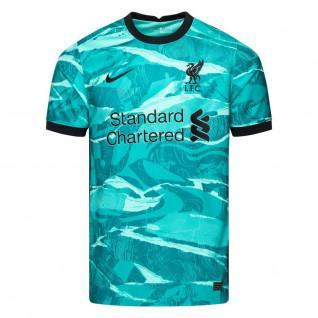 Liverpool Junior Away Shirt 2020/21 Stadium