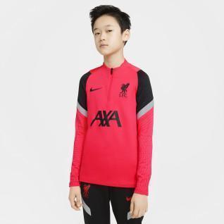Junior Sweatshirt Liverpool Strike 2020/21