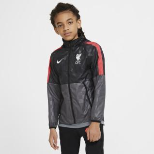Liverpool FC 2020/21 children's jacket
