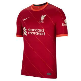 Liverpool FC home shirt 2021/22
