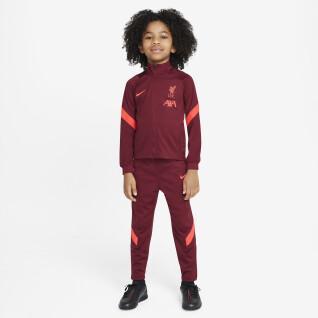 Children's tracksuit Liverpool FC Dynamic Fit Strike 2021/22