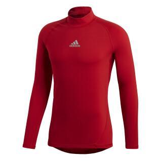 compression jersey adidas Sport Alphaskin Climawarm