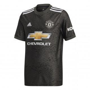 Junior Away Shirt Manchester United 2020/21
