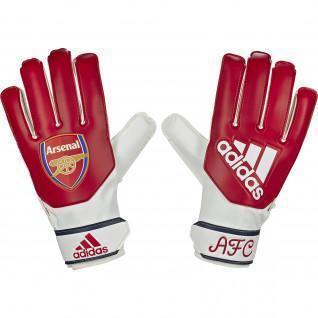 Arsenal FC Junior goalkeeper gloves