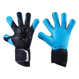 Goalkeeper gloves Elite Sport Neo Aqua