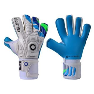 Goalkeeper gloves Elite Sport Aqua H