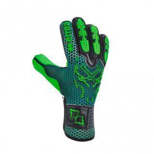 Gloves Errea black panther fluo edition