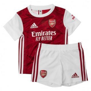 Arsenal 2020/21 kid home kit
