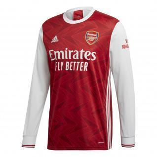 Arsenal long sleeve home shirt 2020/21