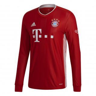 FC Bayern Long Sleeve Home Shirt 2020/21