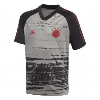 Junior pre-game jersey FC Bayern 2020/21