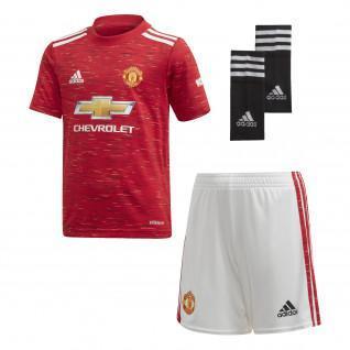 Mini-kit kid home Manchester United 2020/21