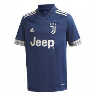Junior Away Shirt 2020/21 Juventus