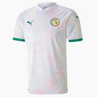 Puma Senegal home replica jersey