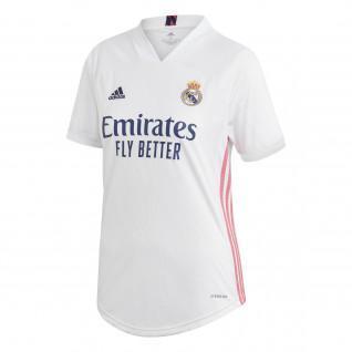 Home Shirt 2020/21 Real Madrid woman