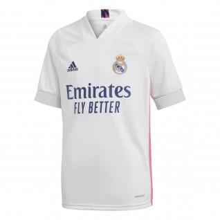 Real Madrid junior jersey 2020/21