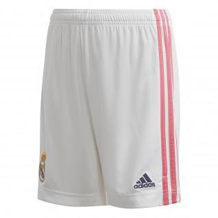 Junior Home Shorts 2020/21 Real Madrid