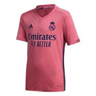 Away Shirt 2020/21 Real Madrid child