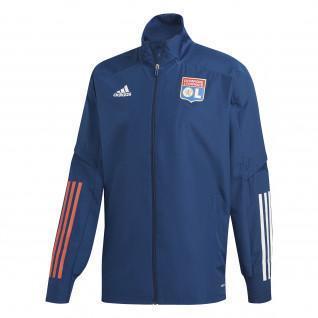 Olympique Lyonnais Presentation Jacket 2020/21
