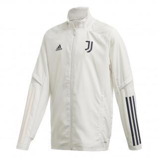 Jacket presentation junior Juventus 2020/21