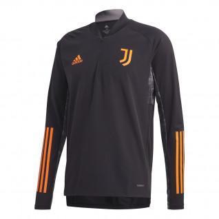 Training top presentation Juventus EU 2020/21